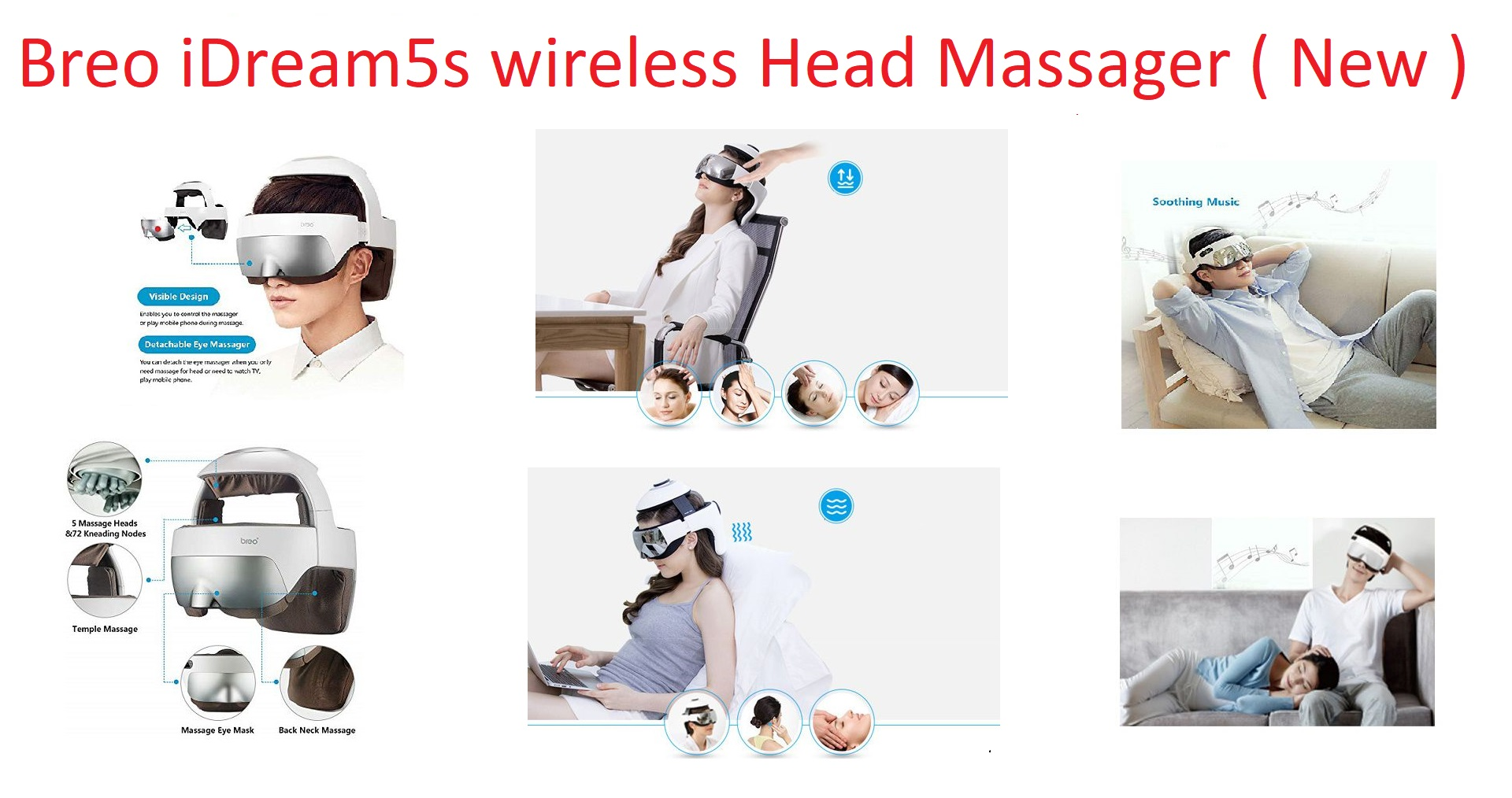 may-mat-xa-dau-mat-the-he-thu-5-breo-idream-5-head-massager