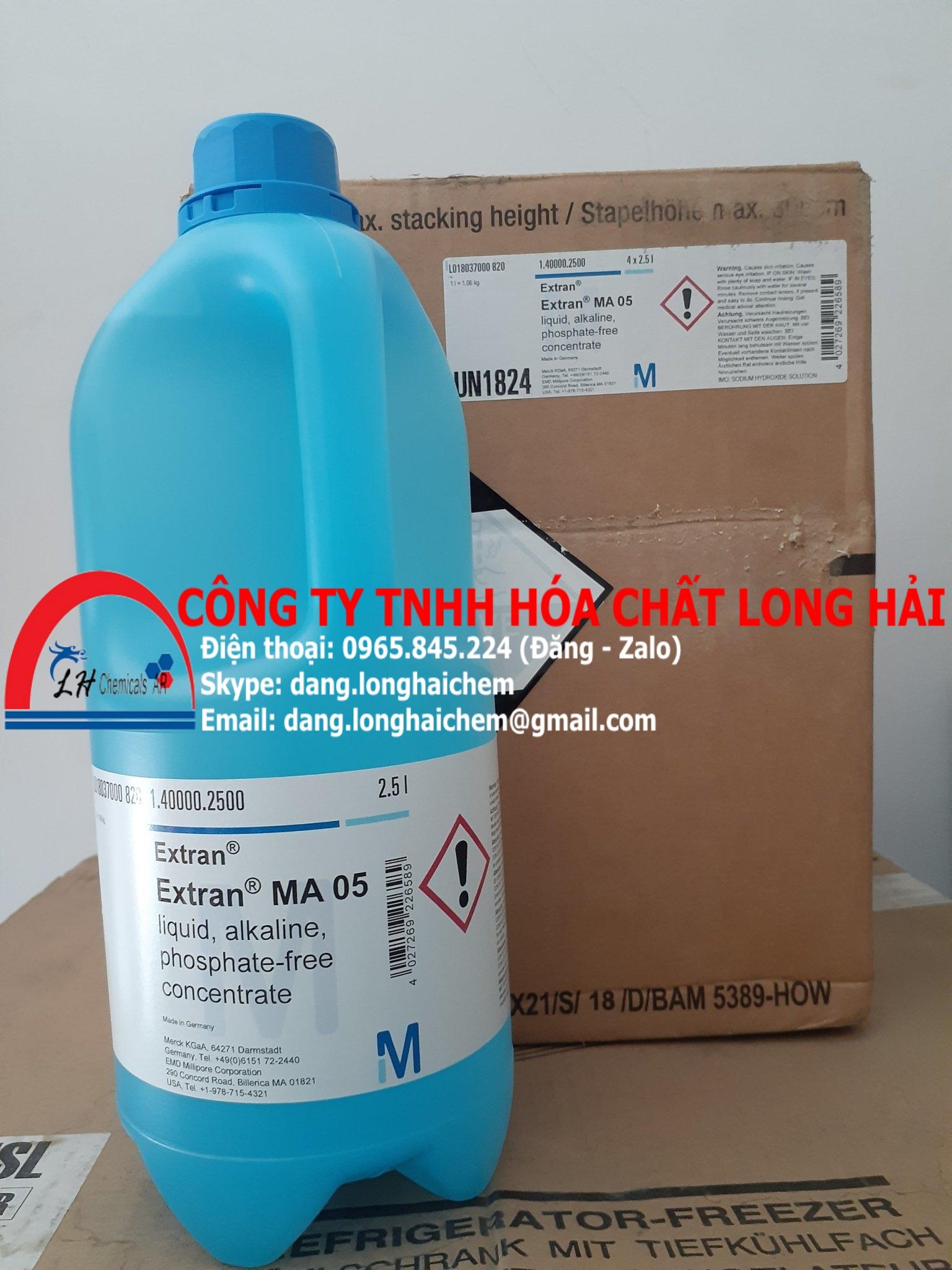 Extran® MA 05 (Merck) | 140000
