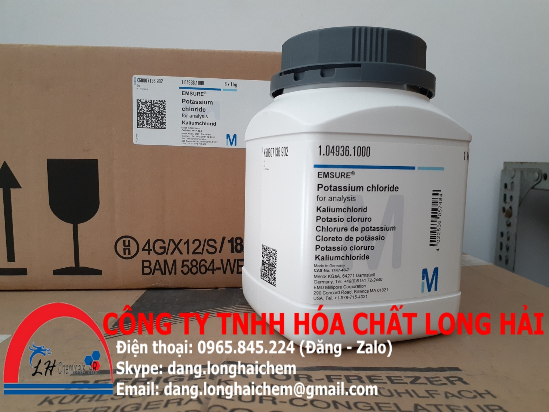 Potassium chloride (Merck) | 104936