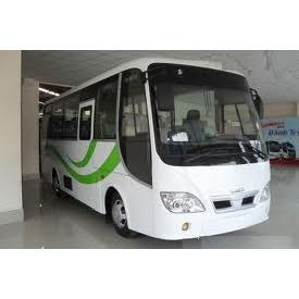 Thaco 35c: Đường dài 15.000đ/km. City tour nội thành 2.000.000đ/ngày.