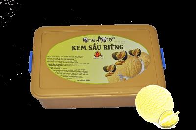 Kem ly OneMore vị Sầu Riêng