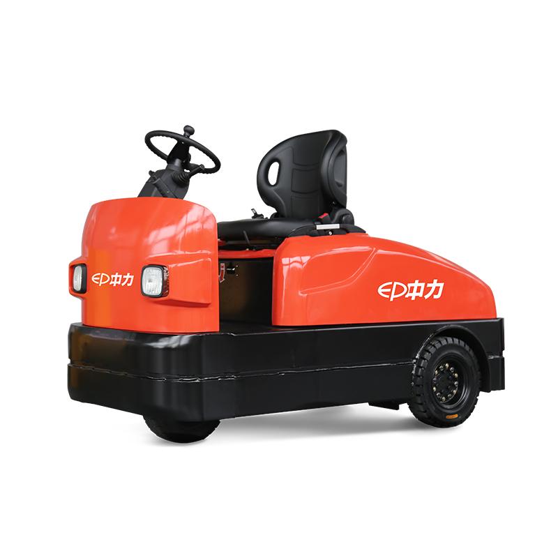 Xe nâng ngồi kéo điện hàng châu ep QĐD6T