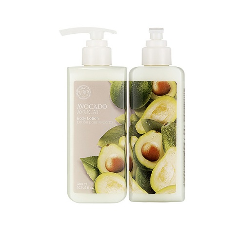 Sua Duong The Cung Cap Am Bo Avocado Body Lotion The Face Shop SDTFS03