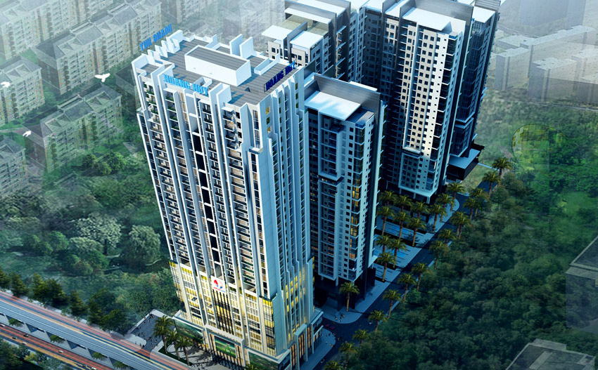 Tổng quan Dự Án Gold Tower 275 Nguyễn Trãi - Thanh Xuân - Hà Nội