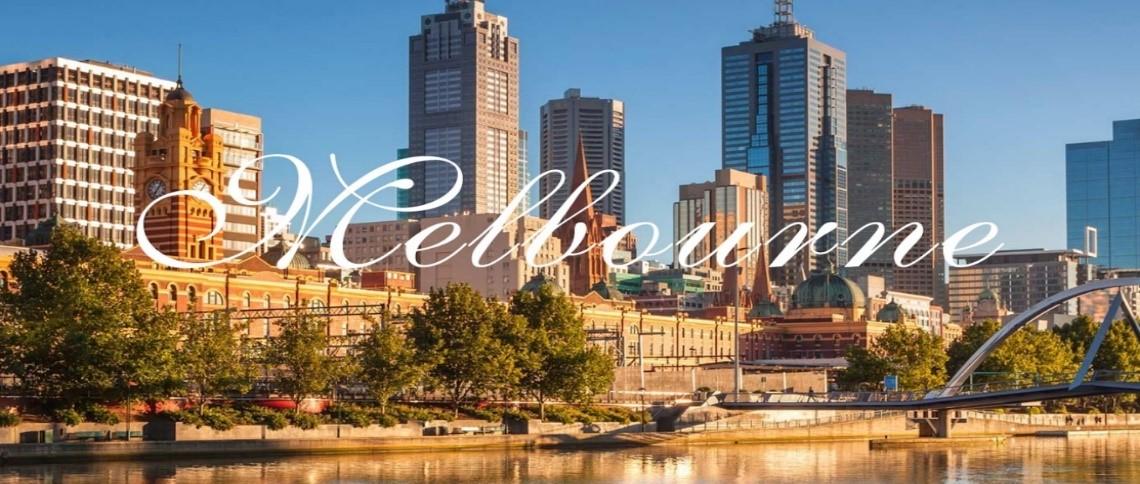 DU LỊCH ÚC - THÀNH PHỐ SÔI ĐỘNG MELBOURNE