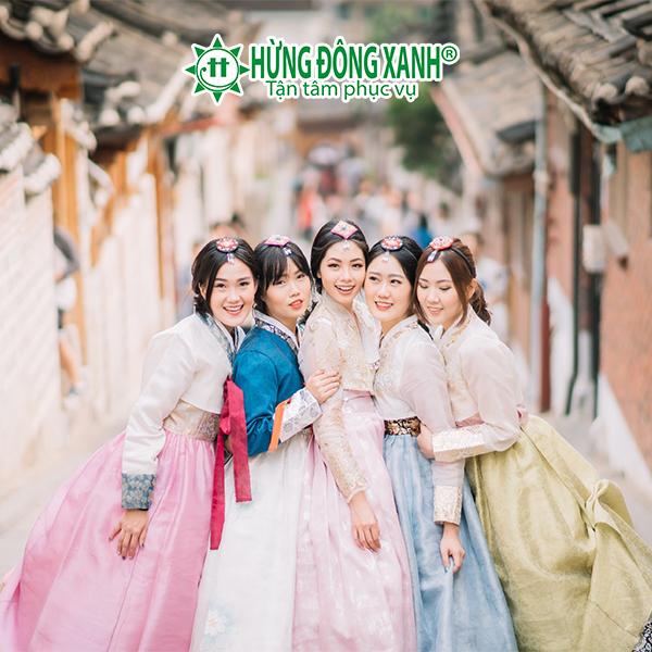 Dịch vụ làm visa đi Hàn Quốc 2019