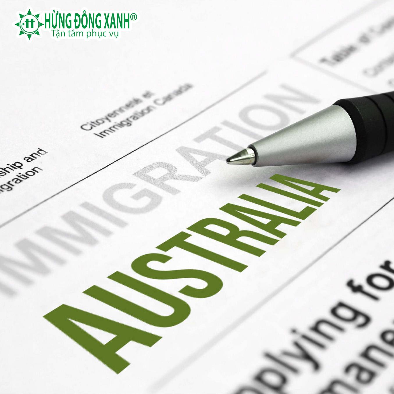 Dịch vụ làm visa đi Úc 2019