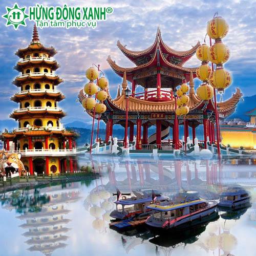 Dịch vụ làm visa đi Đài Loan 2019