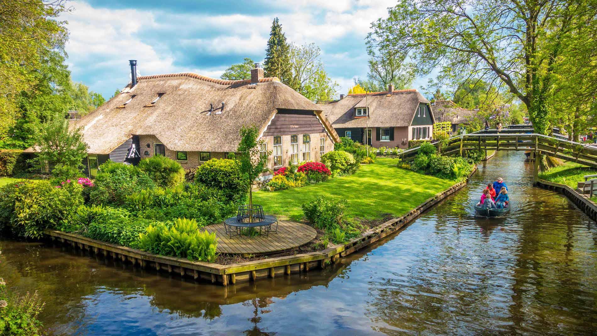 Dịch vụ làm visa đi Hà Lan 2019