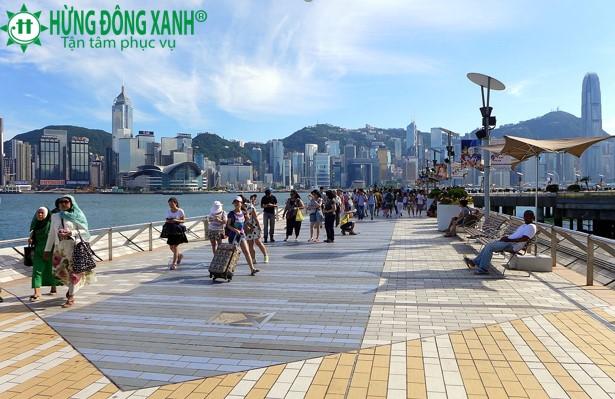 TOUR DU LỊCH HONGKONG 3N2Đ