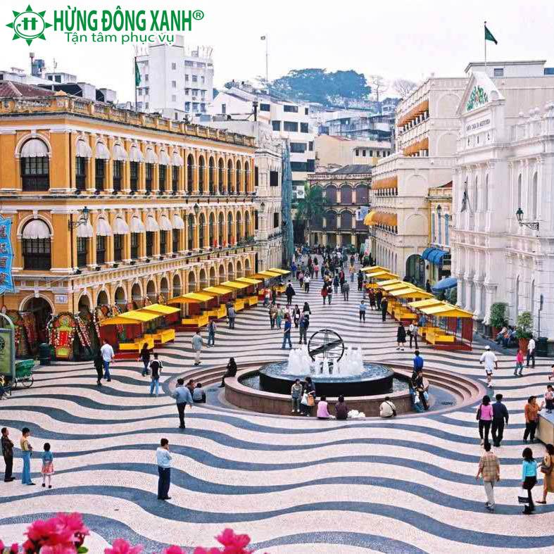 Dịch vụ làm visa đi Macau 2019