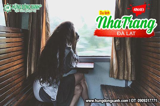 Tour Nha Trang - Đà Lạt 4 ngày 4 đêm