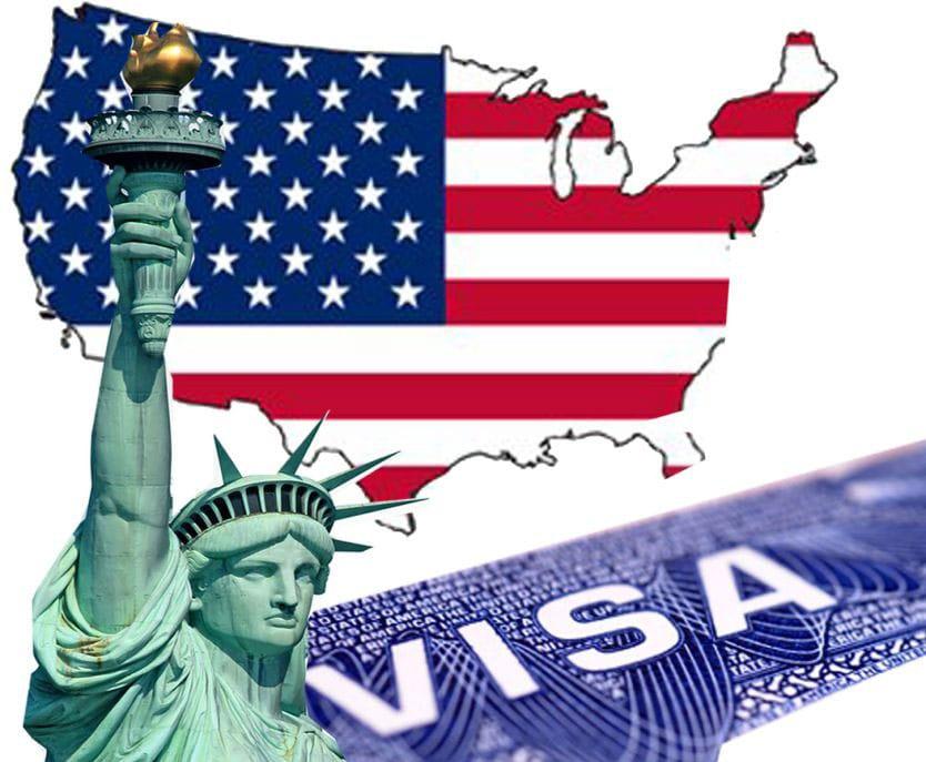 Dịch vụ làm visa đi Mỹ 2019