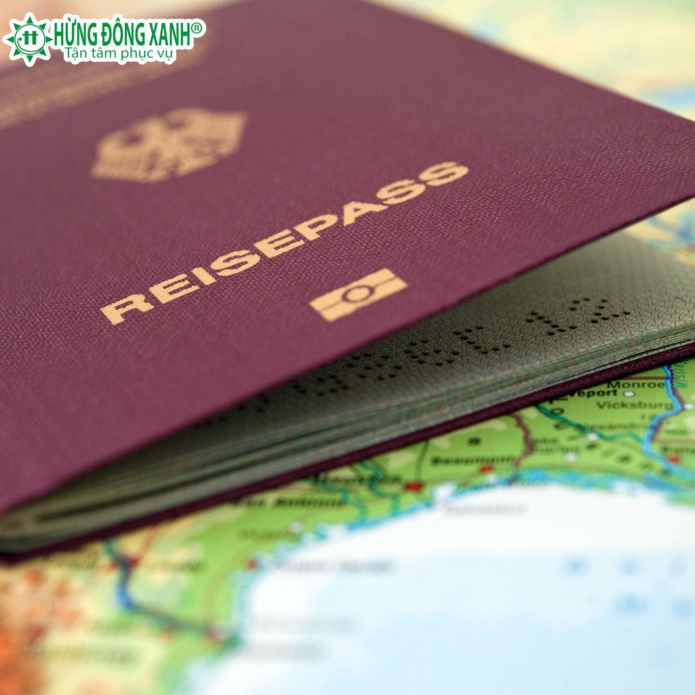 Dịch vụ làm visa đi Đức 2019