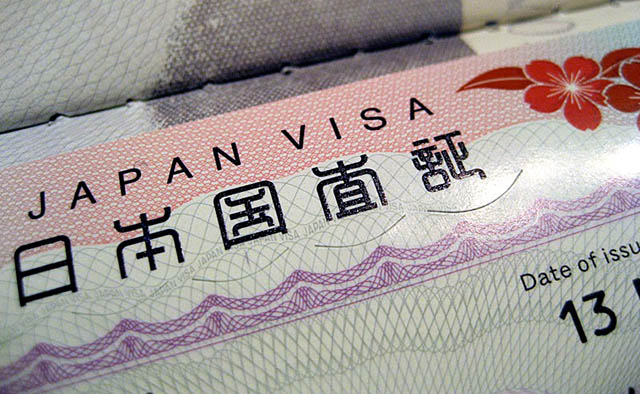 Dịch vụ làm visa đi Nhật Bản 2019