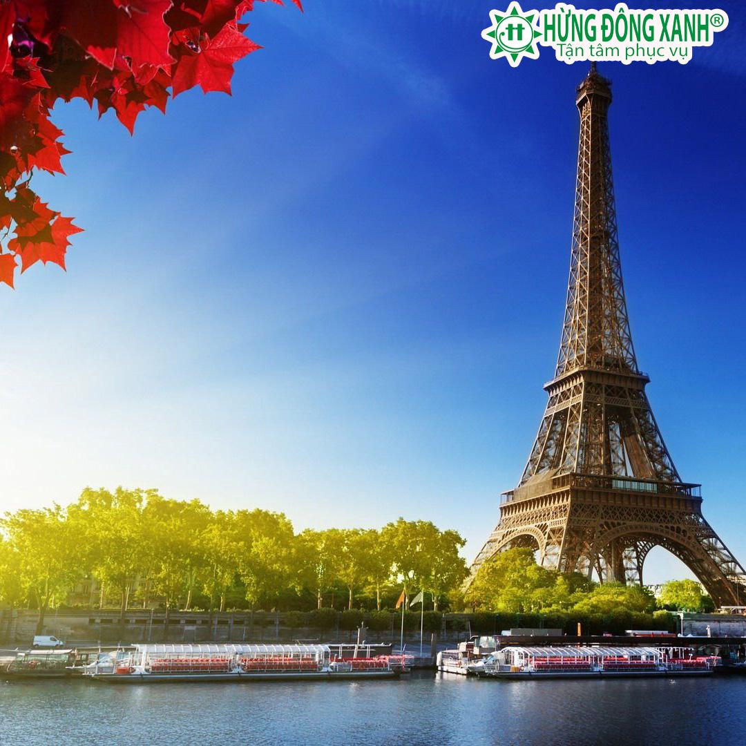 Dịch vụ làm visa đi Pháp 2019