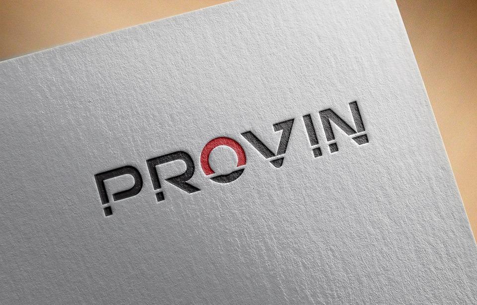 Logo thương hiệu provin