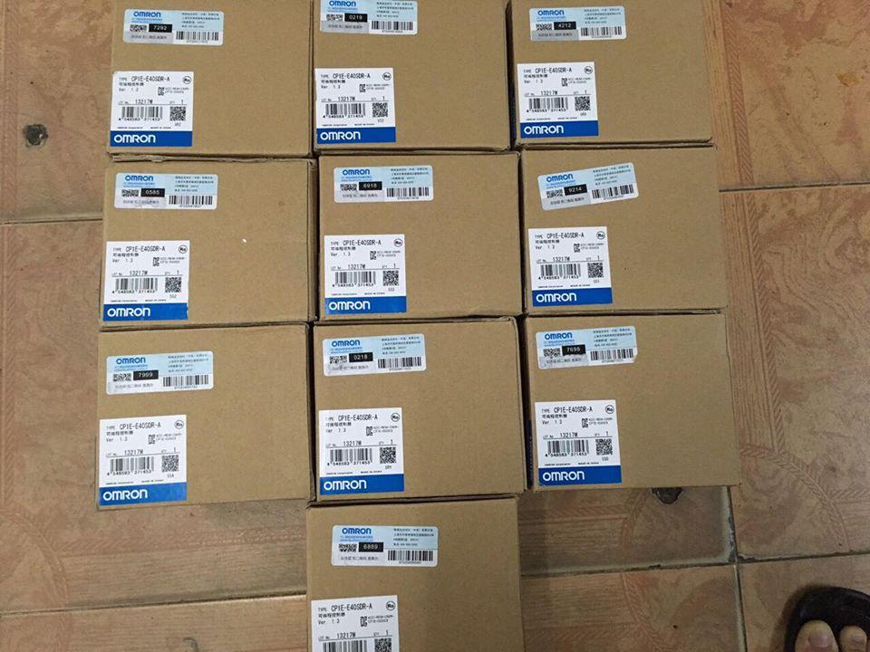 CP1E-N30SDR-A PLC Omron
