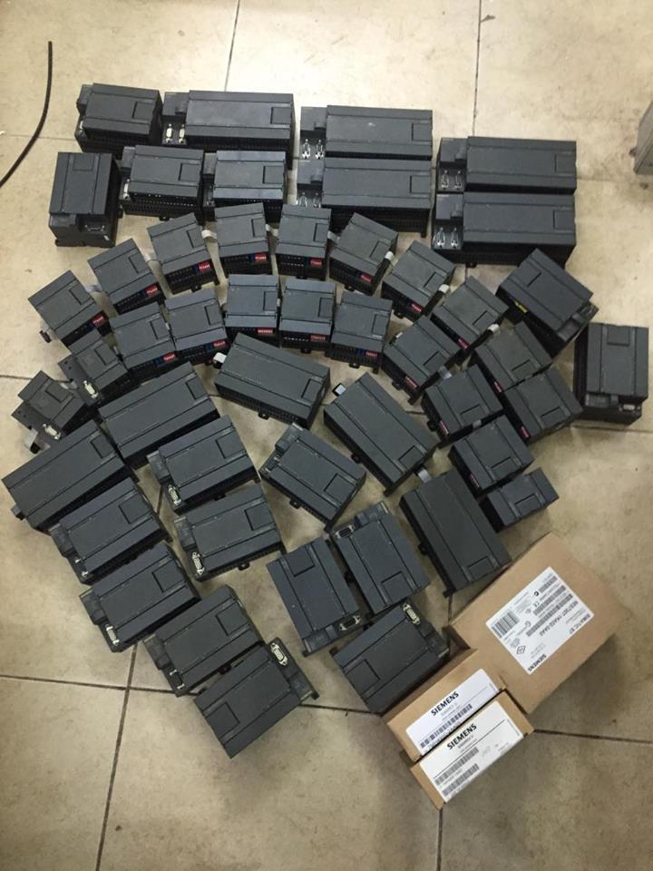 Module EM223 16DI/16DO DC/RLY: 6ES7 223-1PL22-0XA0 S7-200 PLC