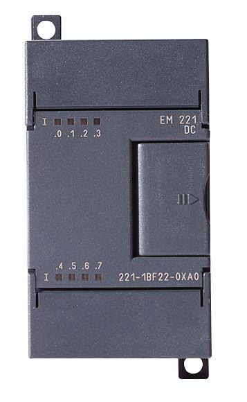 Module EM221 8DI DC: 6ES7 221-1BF22-0XA0 S7-200 PLC