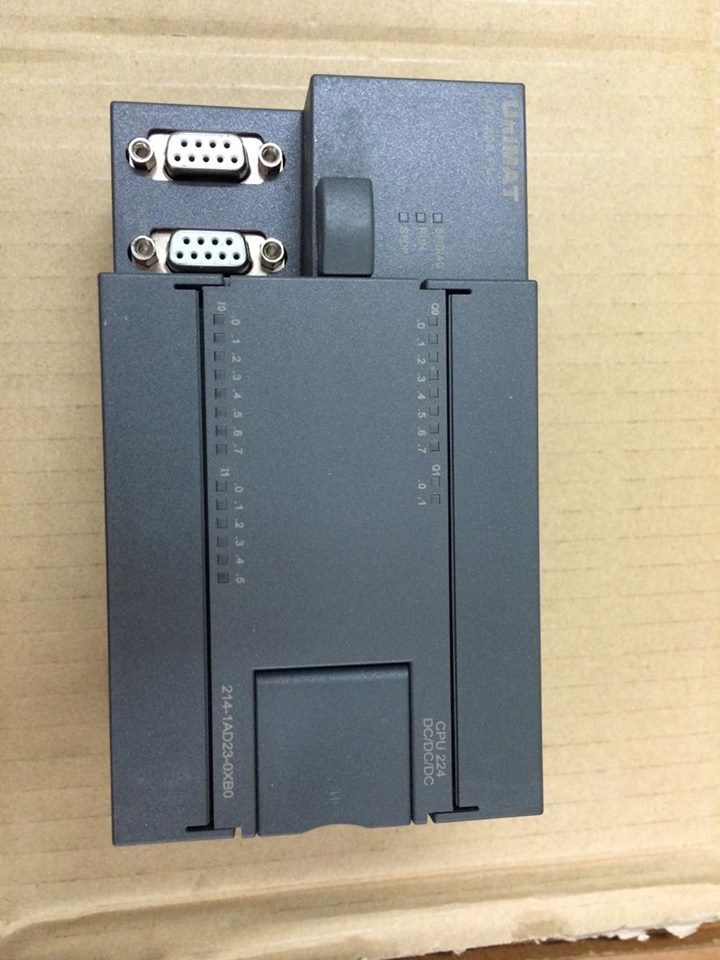 CPU224 DC/DC/DC: UN 214-1AD23-0XB0 Unimat PLC