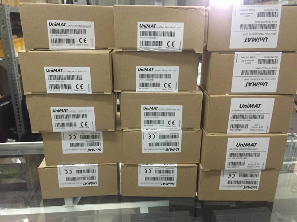 CPU226 DC/DC/DC: UN 216-2AD23-0XB0 Unimat PLC