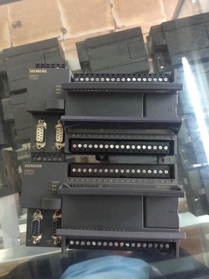 CPU224XP DC/DC/DC: 6ES7 214-2AD23-0XB0 S7-200 PLC