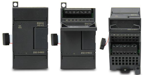 Module EM232 2AO: 6ES7 232-0HB22-0XA0 S7-200 PLC