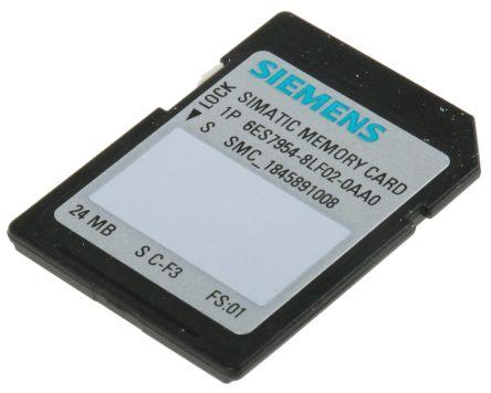 Thẻ Nhớ 24MB: 6ES7954-8LF02-0AA0 Dùng Cho S7-1200/1500 Siemens PLC