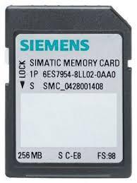 Thẻ Nhớ 256MB: 6ES7954-8LL02-0AA0 Dùng Cho S7-1200/1500 Siemens PLC