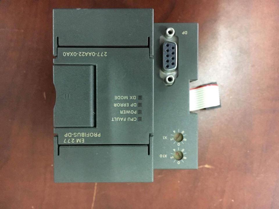 Module EM277 PROFIBUS: 6ES7 277-0AA22-0XA0 S7-200 PLC