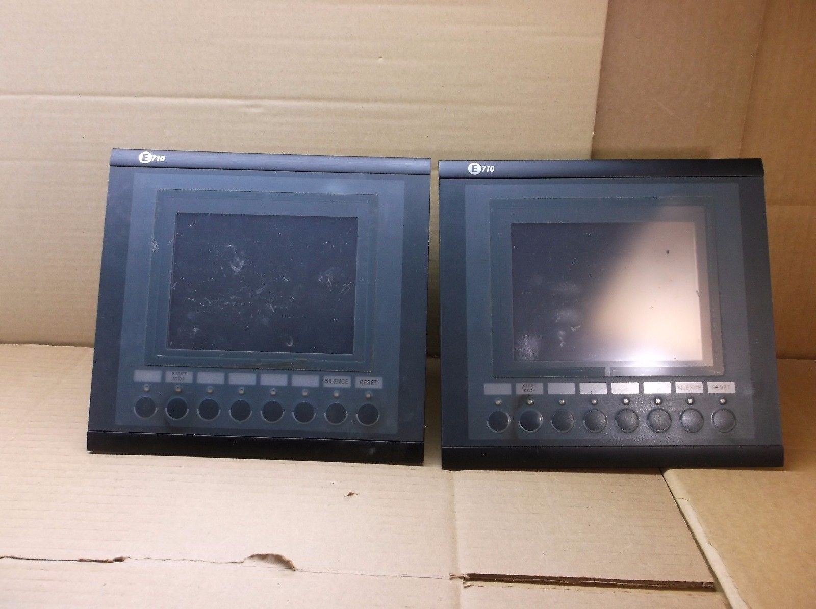 LCD Màn Hình E710 HMI Beijer