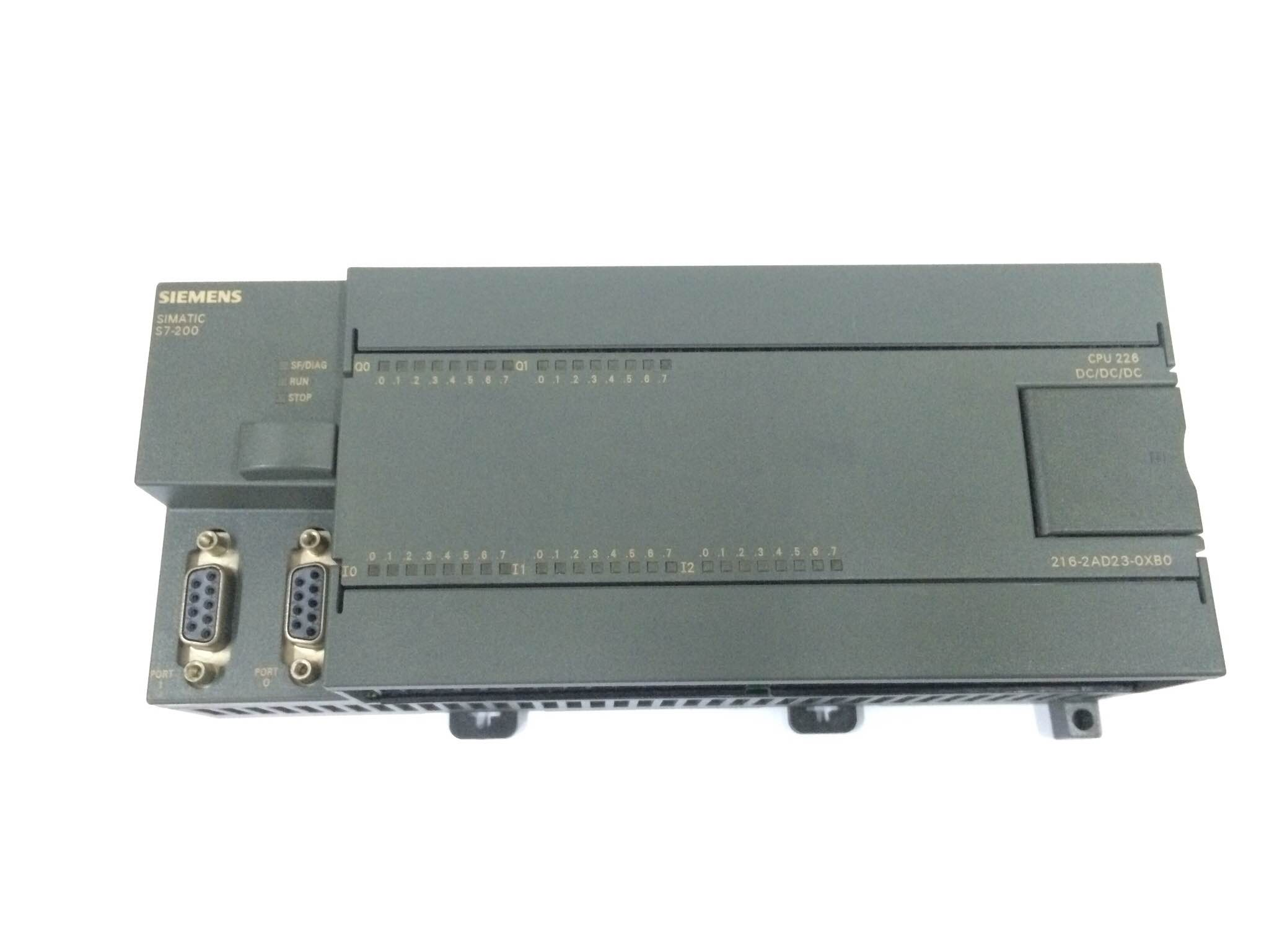 CPU226 DC/DC/DC: 6ES7 216-2AD23-0XB0 S7-200 PLC