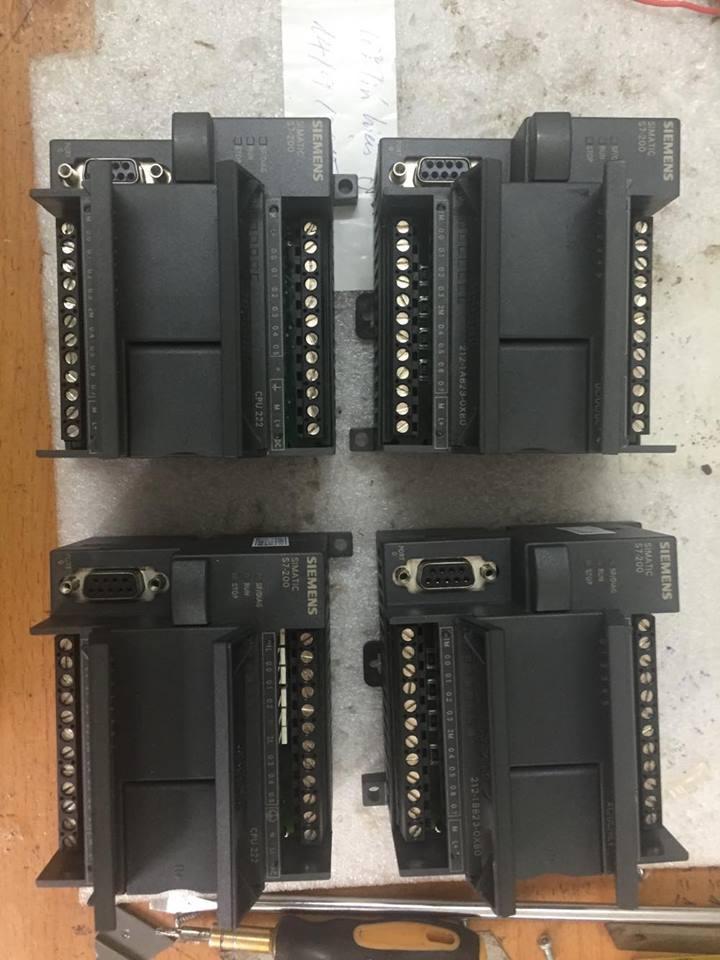 CPU222 AC/DC/RLY: 6ES7 212-1BB23-0XB0 S7-200 PLC