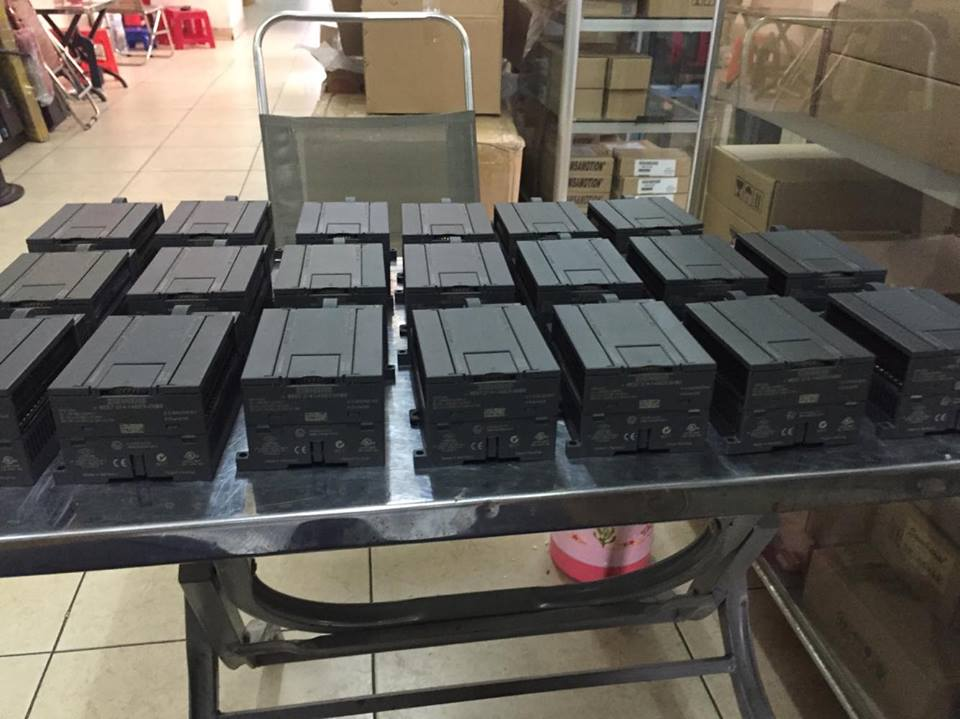CPU224 AC/DC/RLY: 6ES7 214-1BD23-0XB0 S7-200 PLC