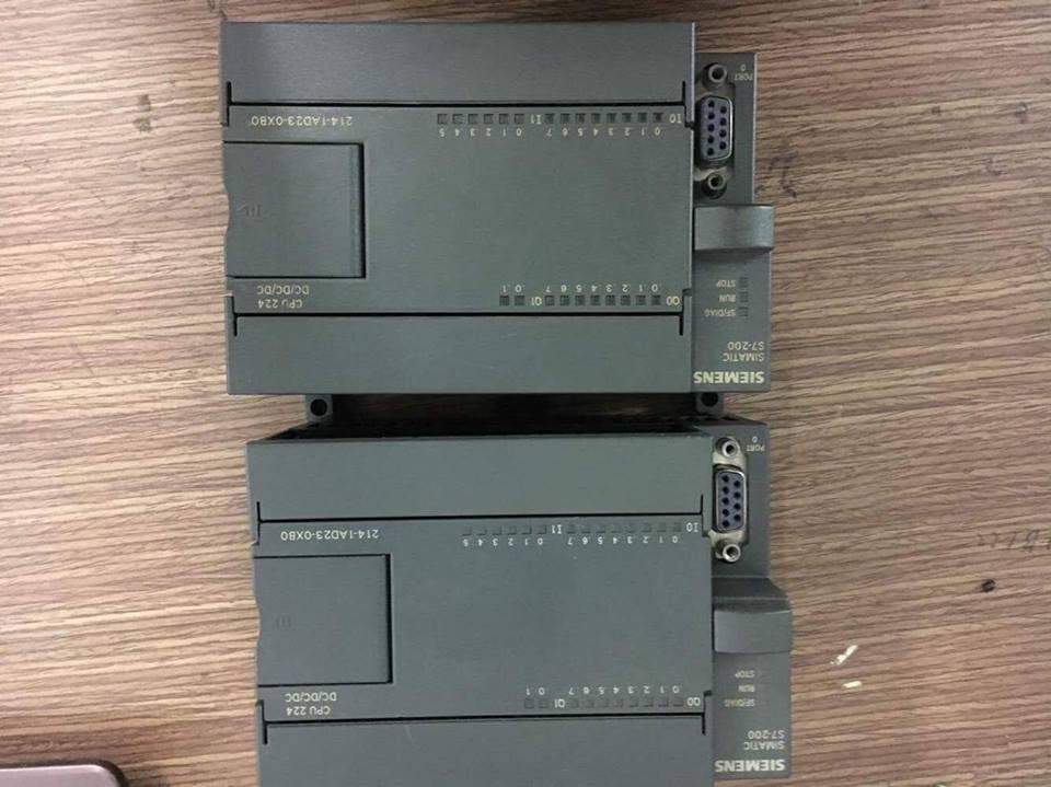 CPU224 DC/DC/DC: 6ES7 214-1AD23-0XB0 S7-200 PLC