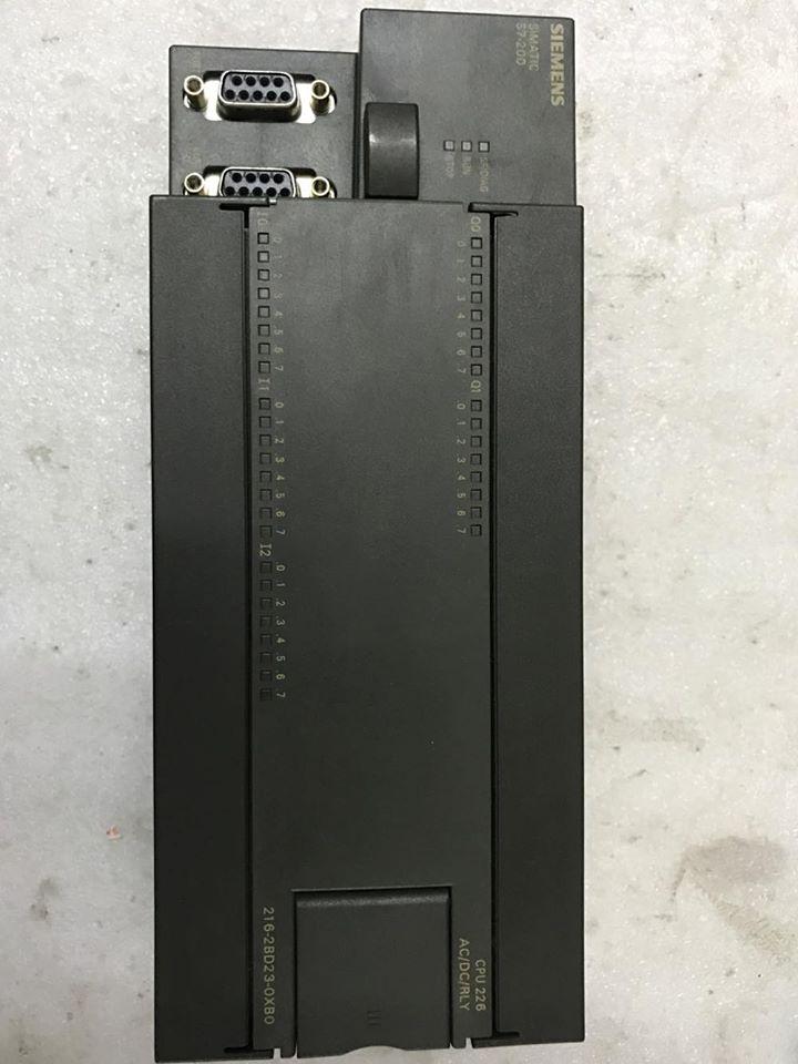 CPU226 AC/DC/RLY: 6ES7 216-2BD23-0XB0 S7-200 PLC