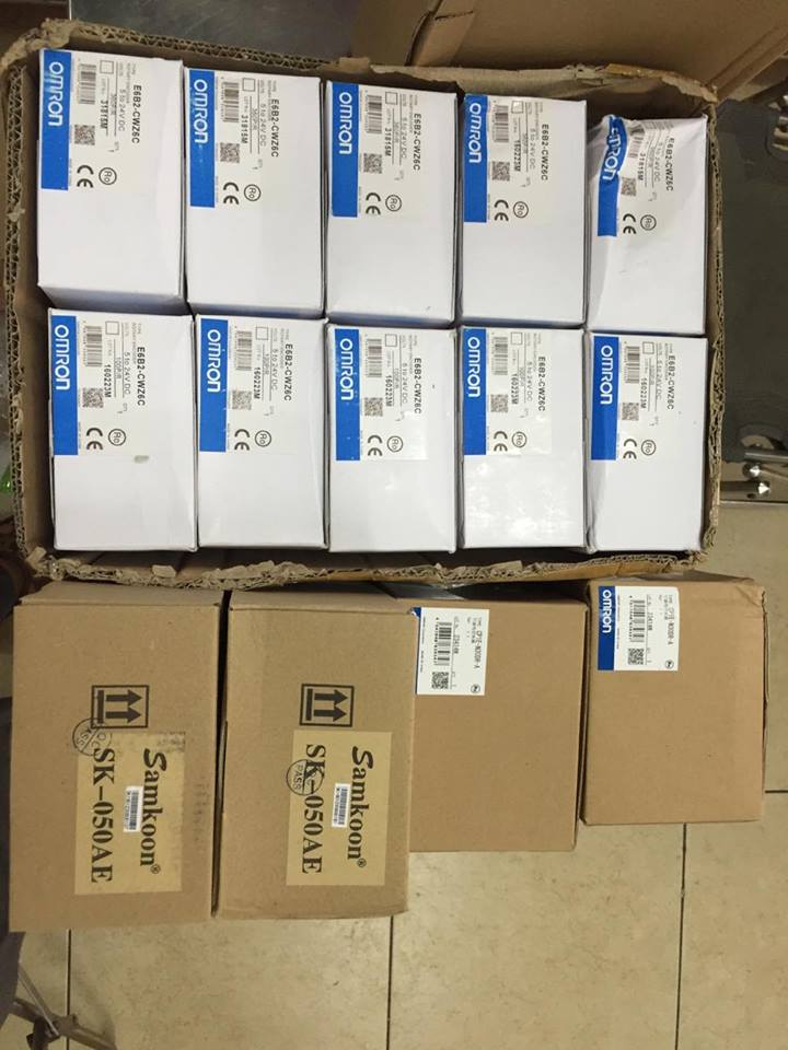 Encoder 360 Xung: E6B2-CWZ6C 360P/R