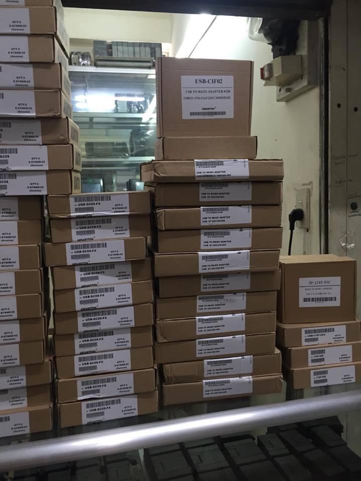 Cáp USB-1747-UIC Lập Trình Cho SLC500 PLC AB