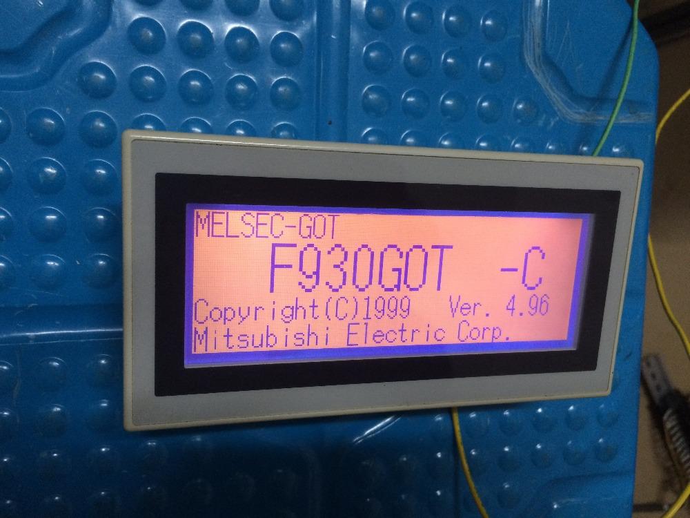 Crack Password F900 và A900 GOT HMI Mitsubishi