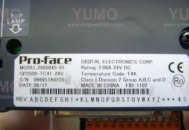 Thay Thế Cảm Ứng GP2500 10.4