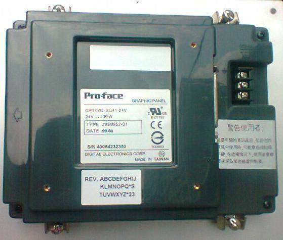 Thay Thế Cảm Ứng Màn Hình GP37W2 HMI Pro-face