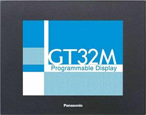 Thay Thế LCD Màn Hình GT32 Mono HMI Panasonic