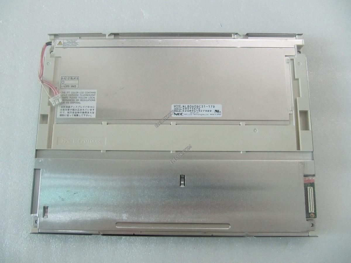 LCD  NL8060BC31-17D NEC