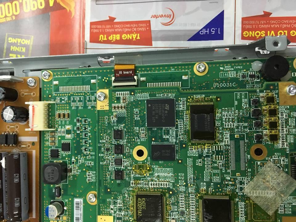 Sửa Chữa Màn Hình GP4501T 10.4
