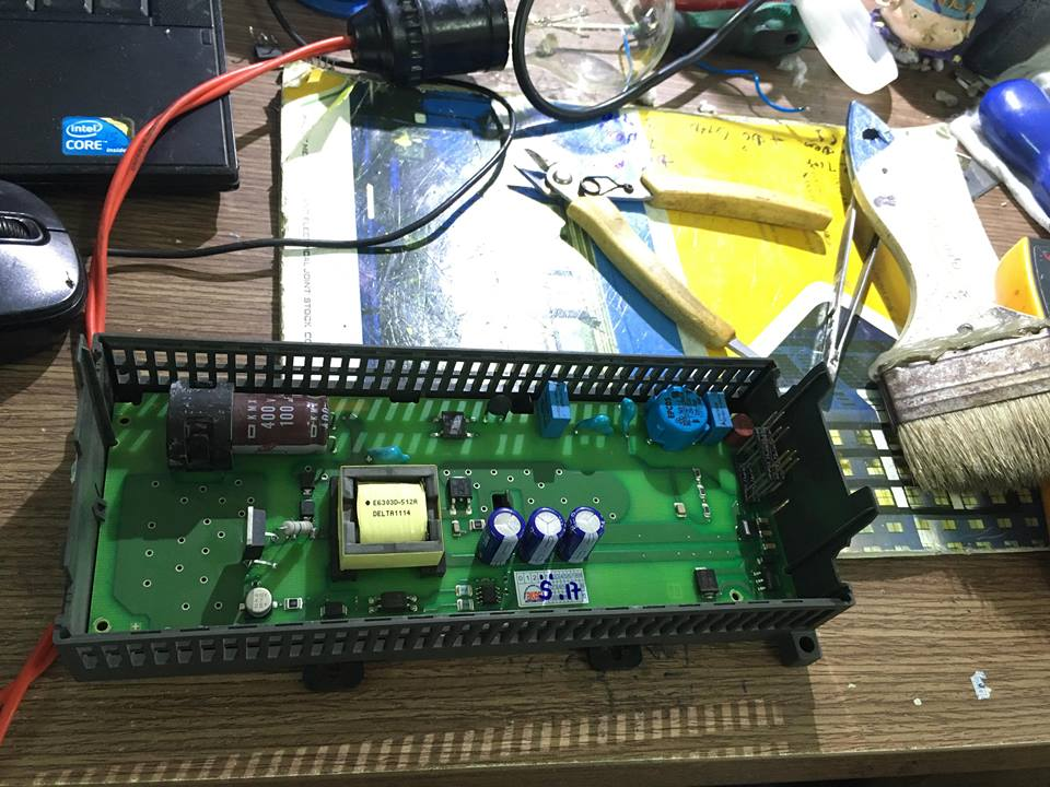 Sửa Chữa PLC S7-200: CPU222/224/226 PLC Siemens