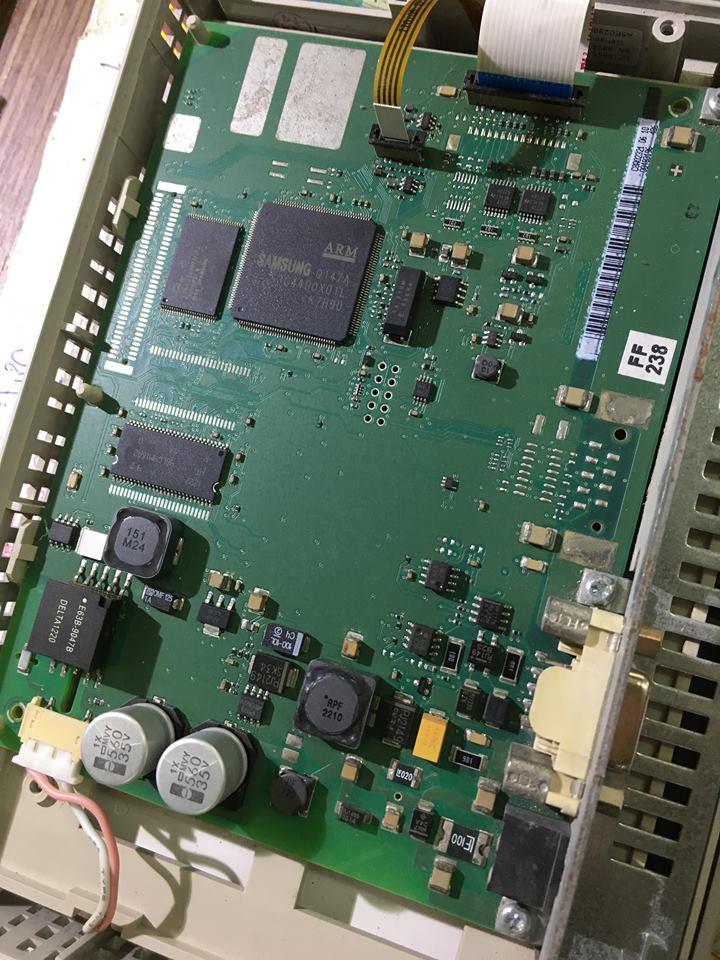 Sửa Chữa Màn Hình TP/OP/MP HMI Siemens