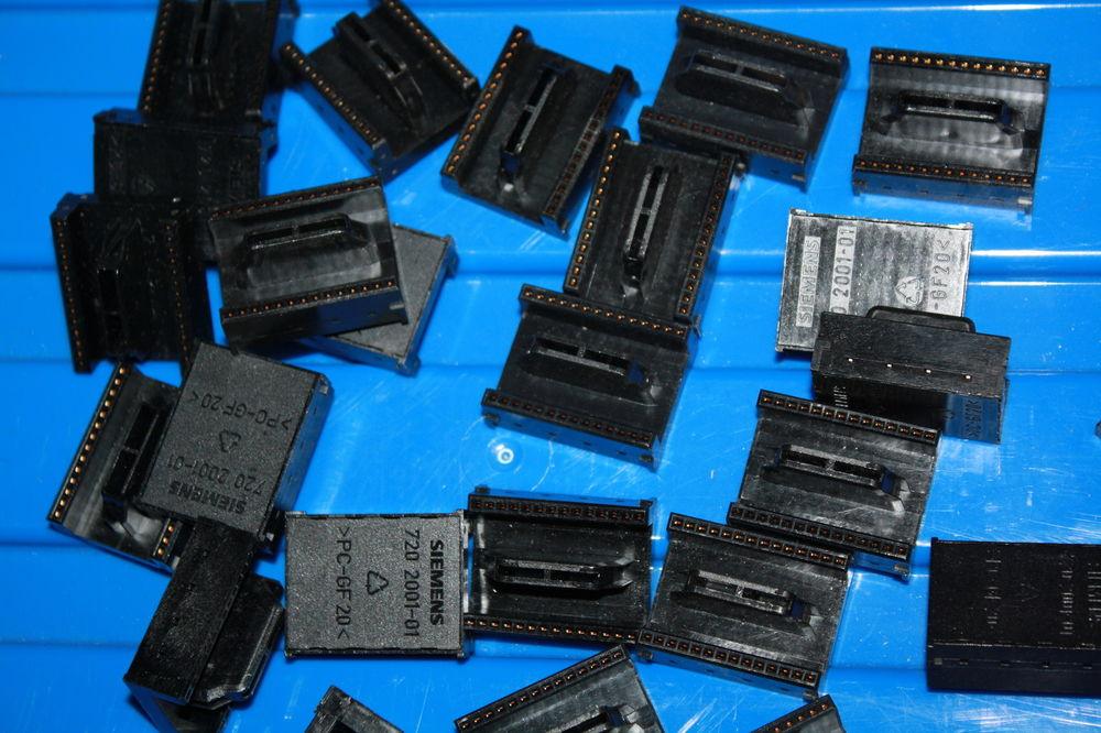 Bus chữ U: 6ES7 390-0AA00-0AA0 PLC S7-300 Siemens