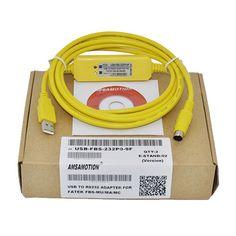 Cáp USB-8550 Lập Trình Cho FP1 PLC Nais-Panasonic