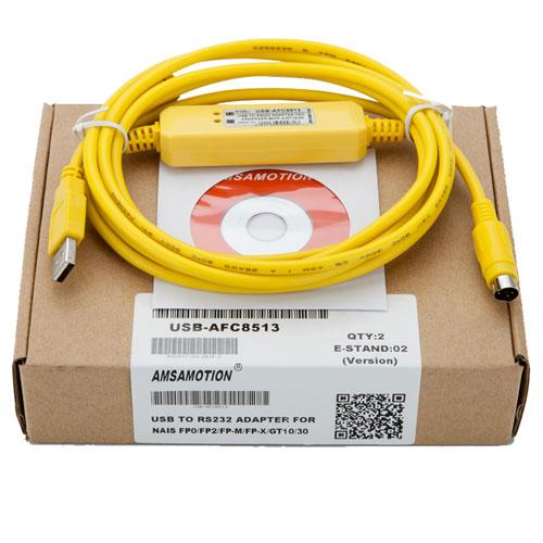 Cáp USB-AFC8513 Lập Trình Cho FP0/FP2/FPG PLC Nais-Panasonic
